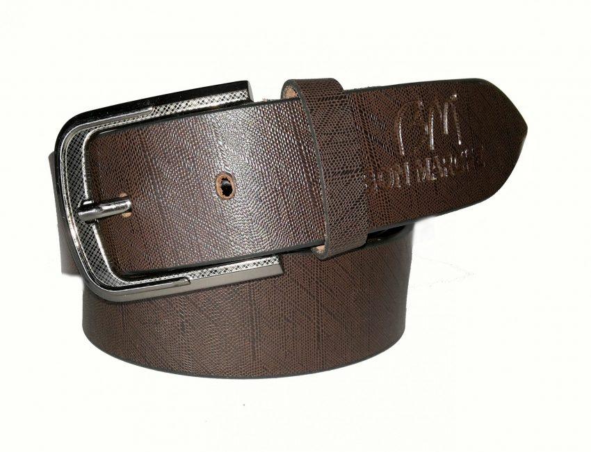 bon marche leather belt